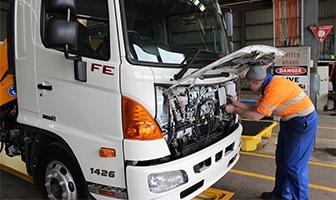 Truck Service   CMI Hino Adelaide