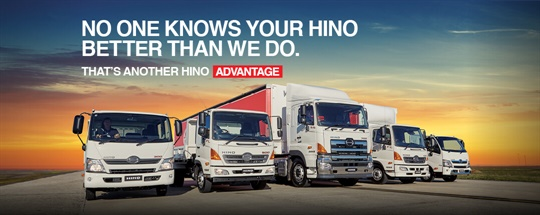 Capped Price Service Now Available At Hino