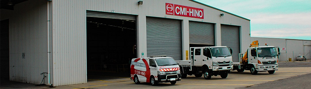 CMI Hino Lonsdale Now Open